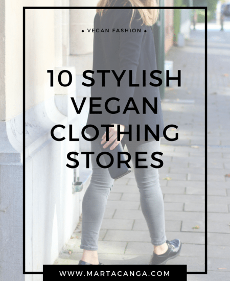 10 Stylish Vegan Clothing Stores