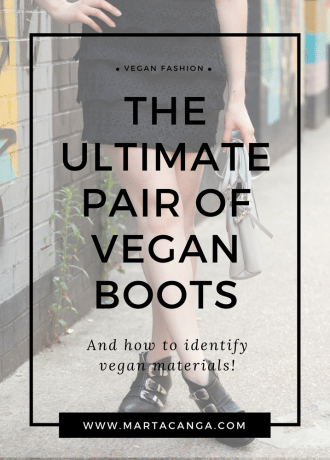 The Ultimate Pair Of Vegan Boots You Need