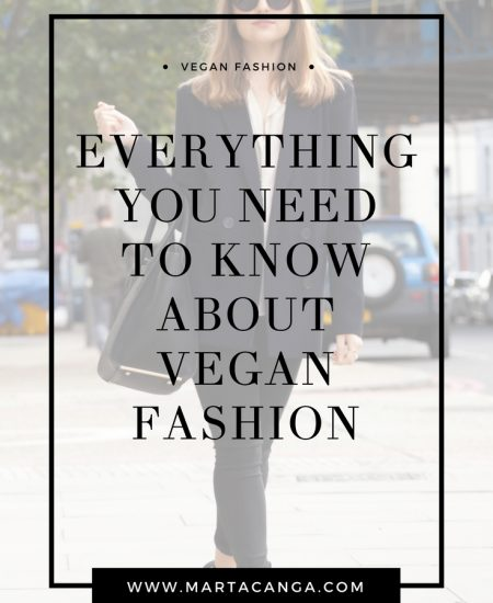 Everything You Need To Know About Vegan Fashion