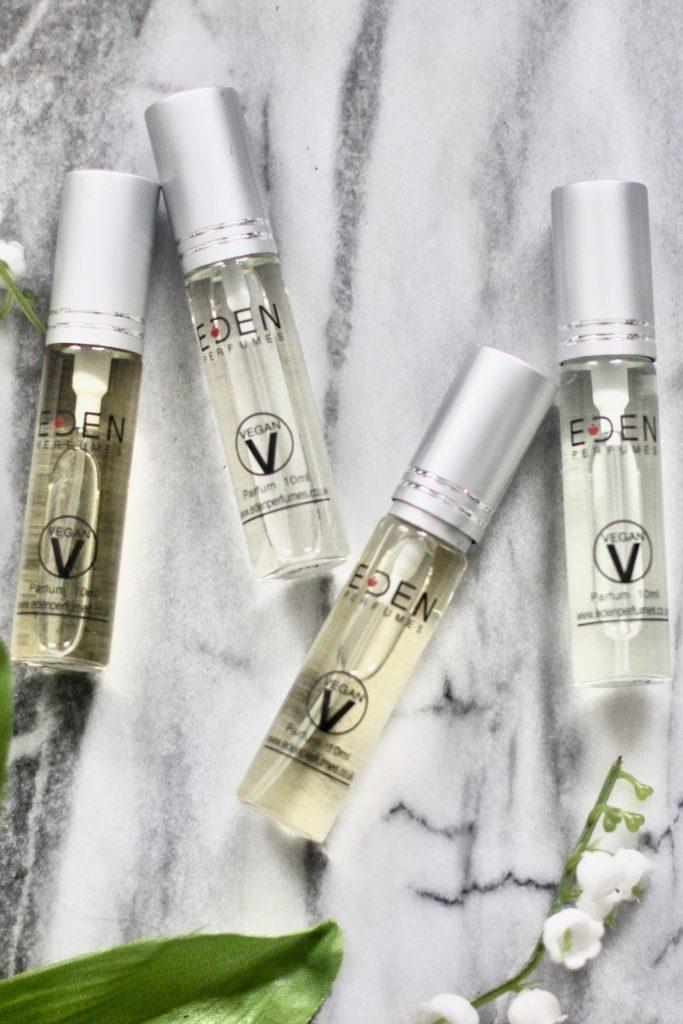 Vegan Perfume For The Conscious Woman