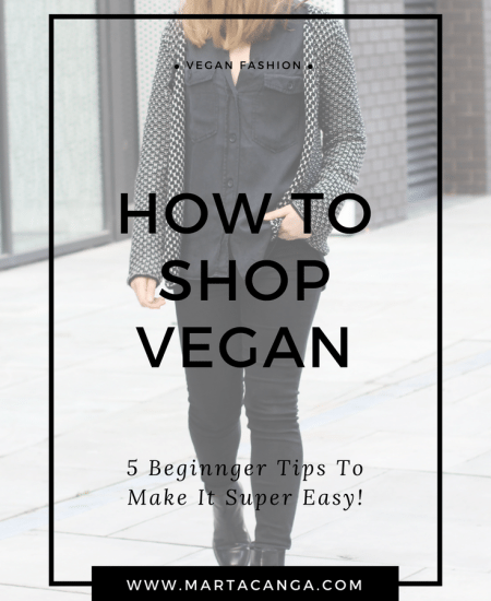 How To Shop Vegan