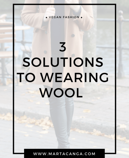 3 Solutions To Wearing Wool