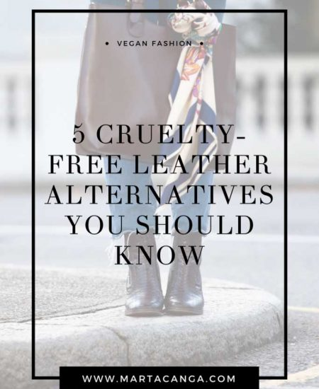 5 Cruelty Free Leather Alternatives