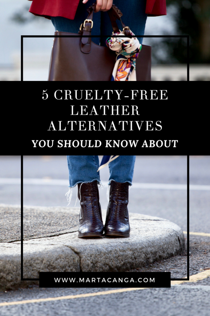 5 Cruelty-Free Leather Alternatives You Should Know