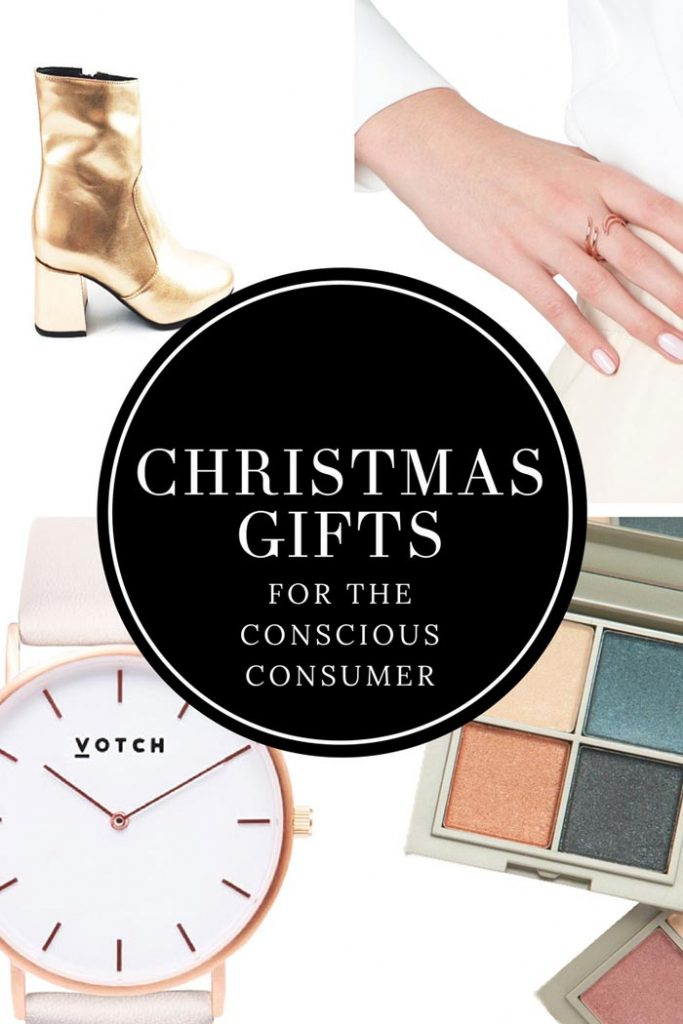 Featured image for Christmas Gifts For The Conscious Consumer