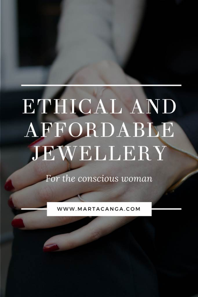 Ethical and Affordable Jewellery