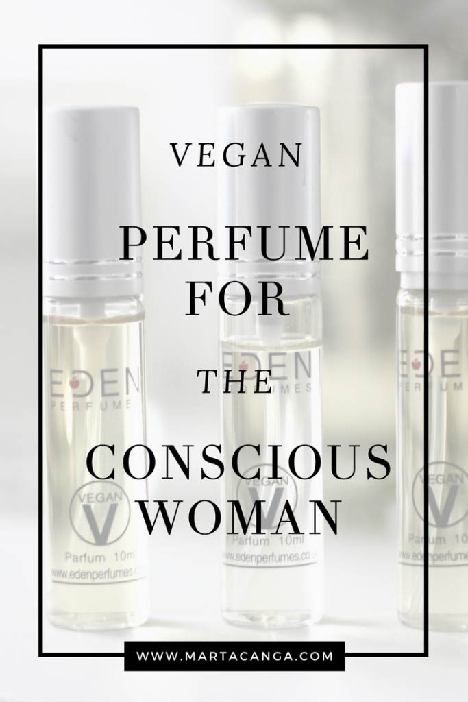 Featured image for Vegan Perfume For The Conscious Woman