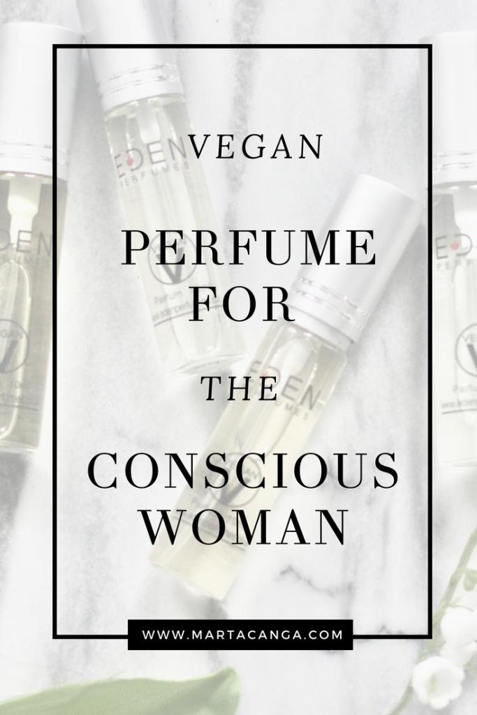 Vegan Perfume For The Conscious Woman
