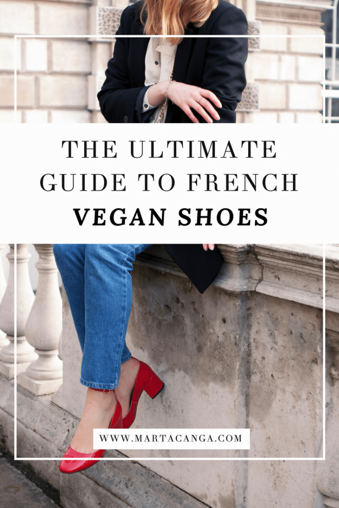 The Ultimate Guide To French Vegan Shoes