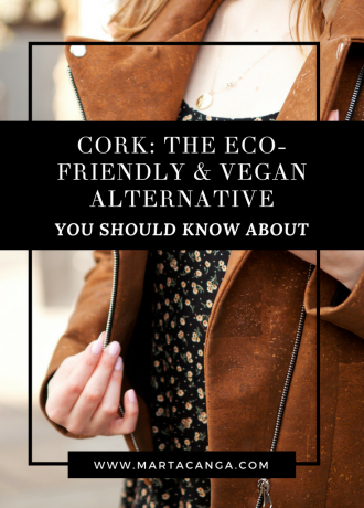 Cork: An Eco-Friendly and Vegan Alternative