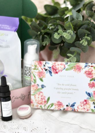 Petit Vour Vegan Beauty Box | March 2018 Review