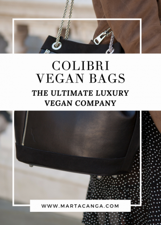 Colibri Vegan Bags: The Ultimate Luxury Vegan Company