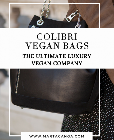 sustainability blogs, Colibri Vegan Bags: The Ultimate Luxury Vegan Company