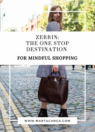 Zerrin: Your One Stop Destination for Mindful Shopping