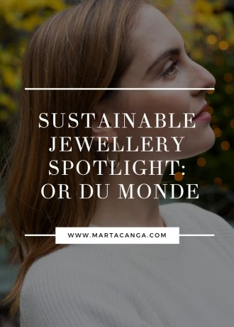 Sustainable Jewellery Spotlight: OR DU MONDE