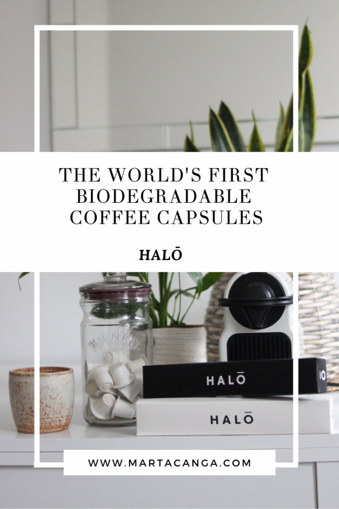 The world's first biodegradable coffee capsules | Halo