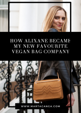 How Alixane Became My Favourite New Vegan Bag Company
